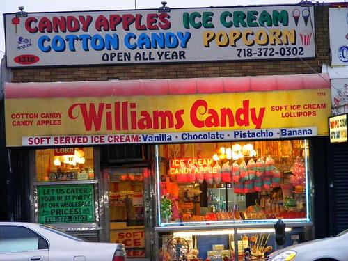 Williams Candy Shop Coney Island